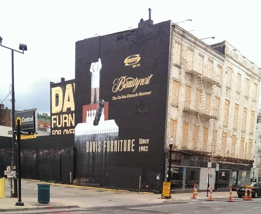 Davis Furniture Building: Demolish Or Save?