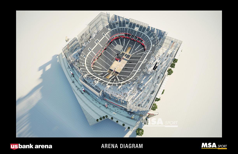 U S Bank Arena Announces Renovation Plans Wvxu