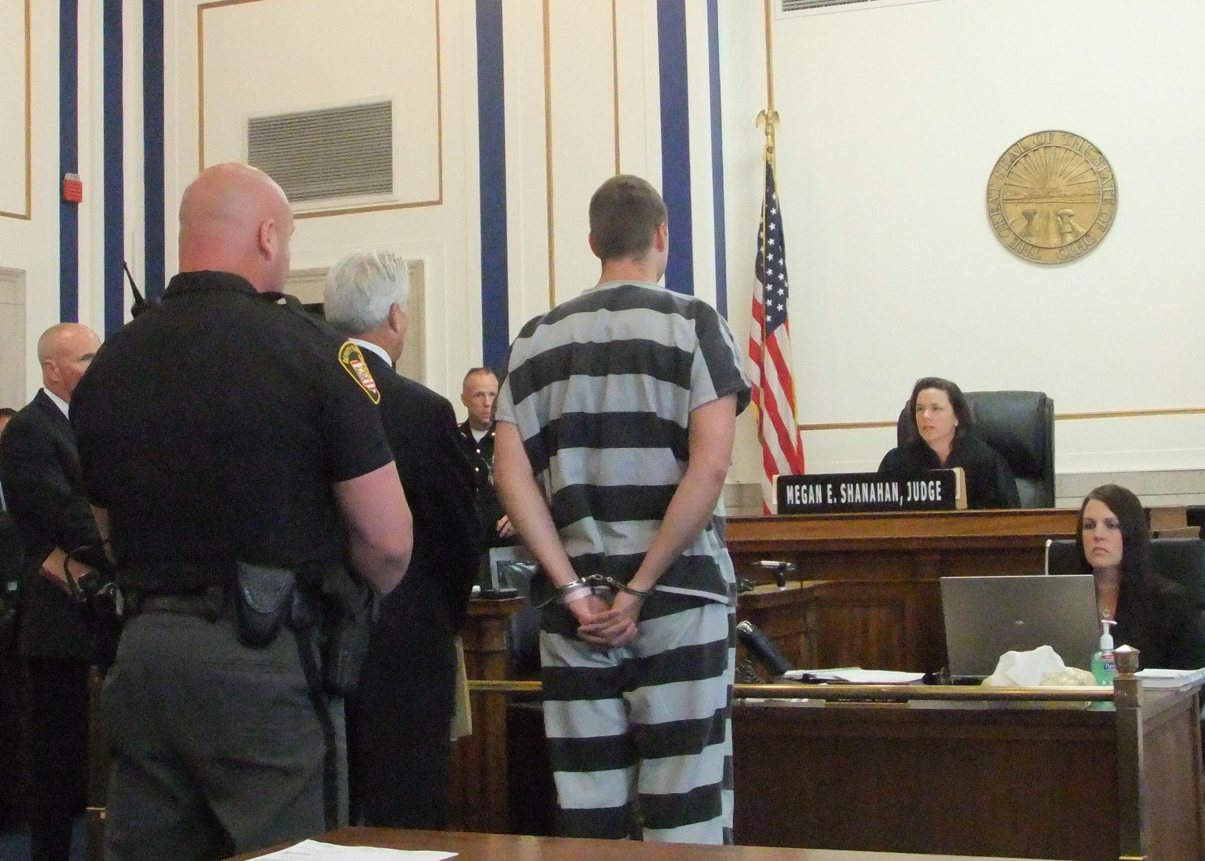 trial date former police officer tensing
