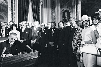 commemorating 50 years of the voting rights act wvxu