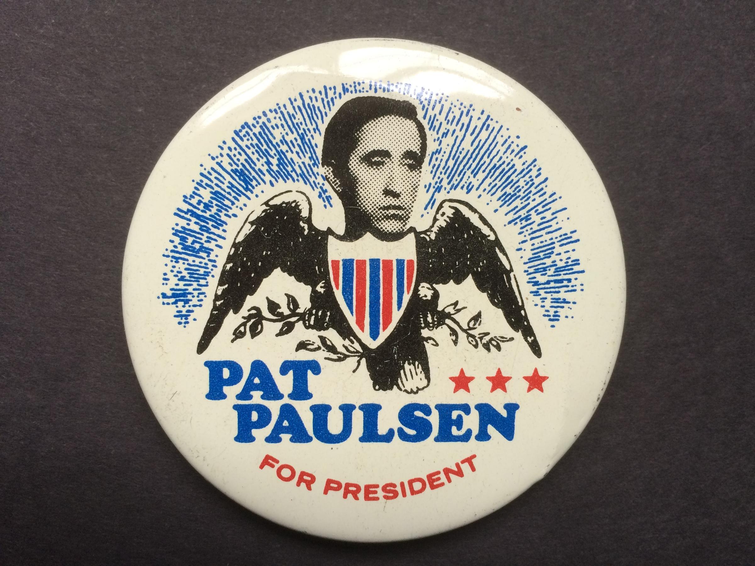 Pat Paulsen Car Show