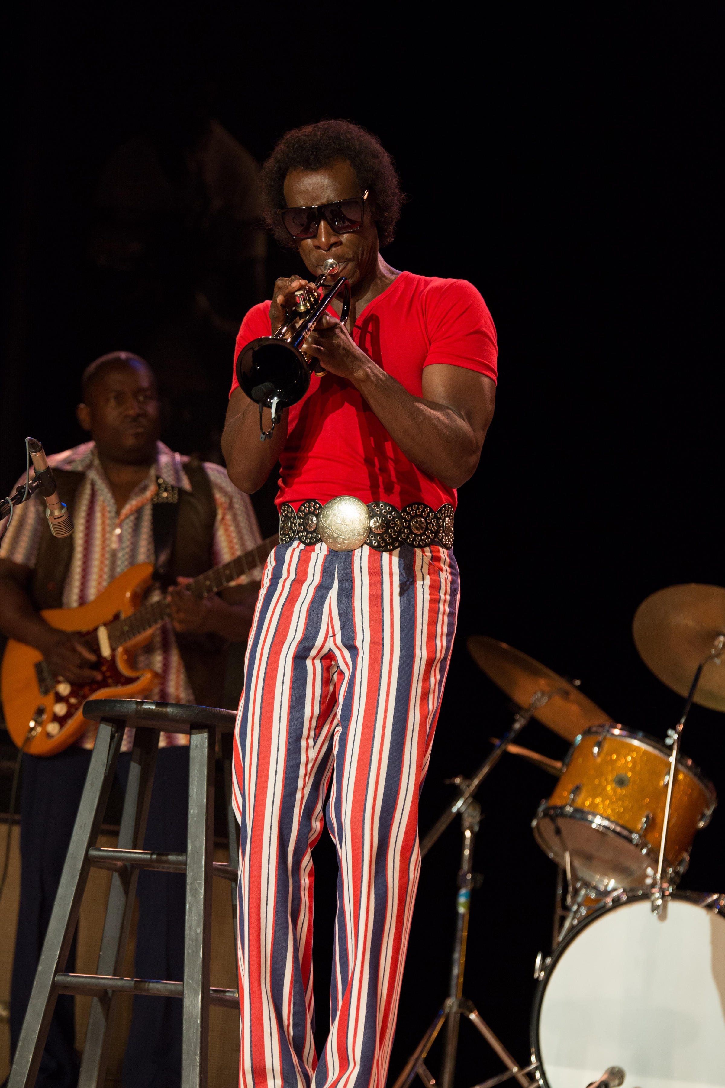 Miles Ahead Fitting Tribute To Jazz Icon Wvxu