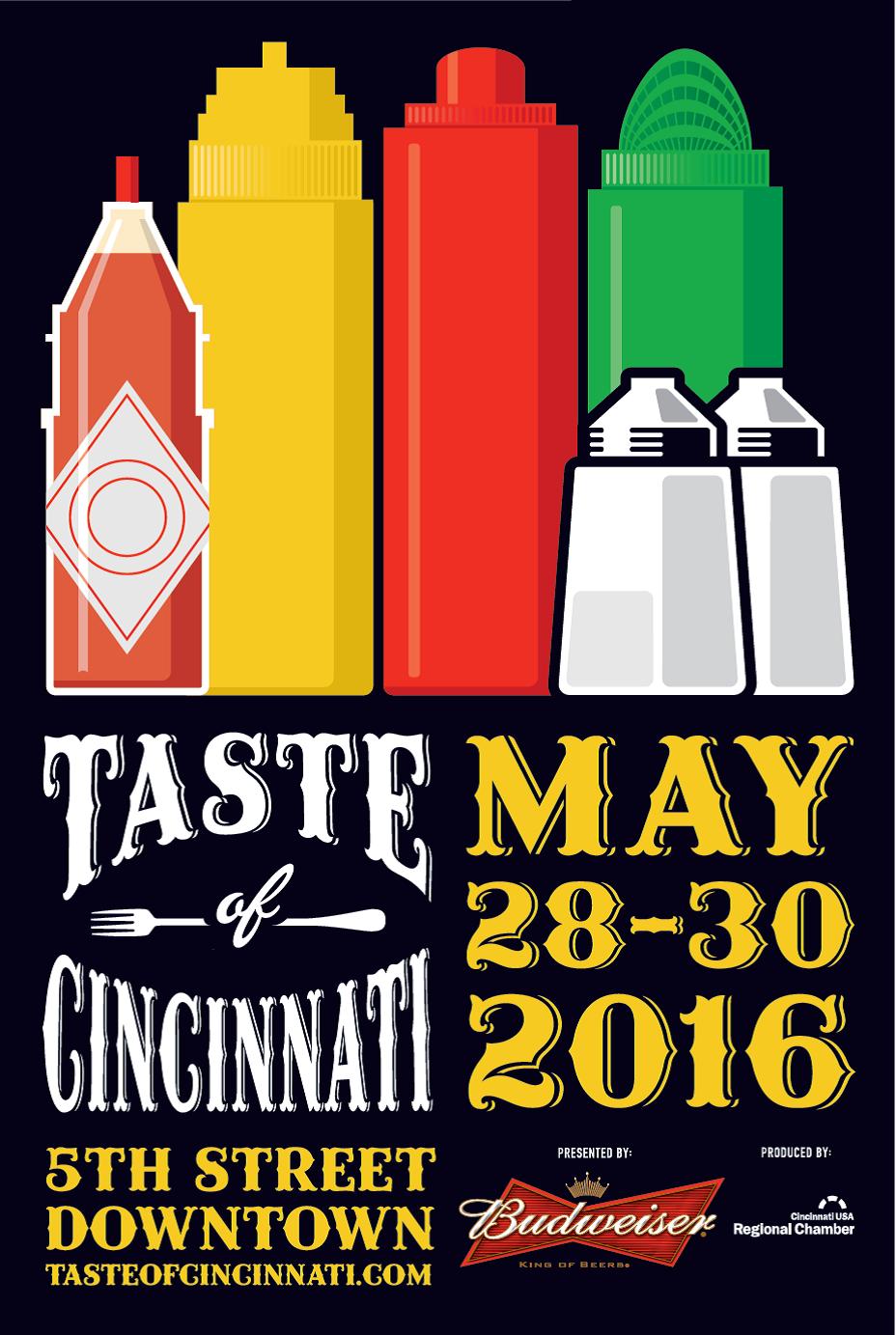 Cincinnati Memorial Food Festival