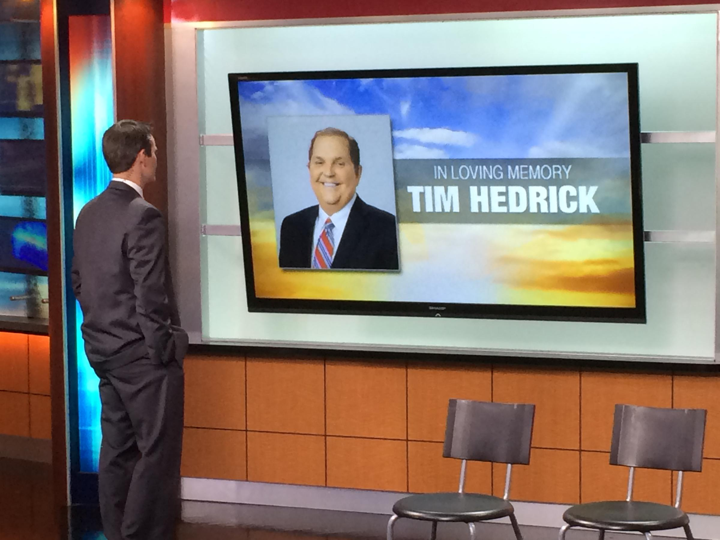 my first interview tim hedrick in 1988 wvxu bob herzog remembering his friend and coworker tim hedrick