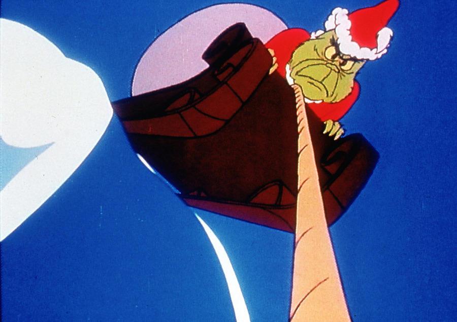 dr seuss how the grinch stole christmas premiered dec 18 1966 on cbs - How The Grinch Stole Christmas 2015