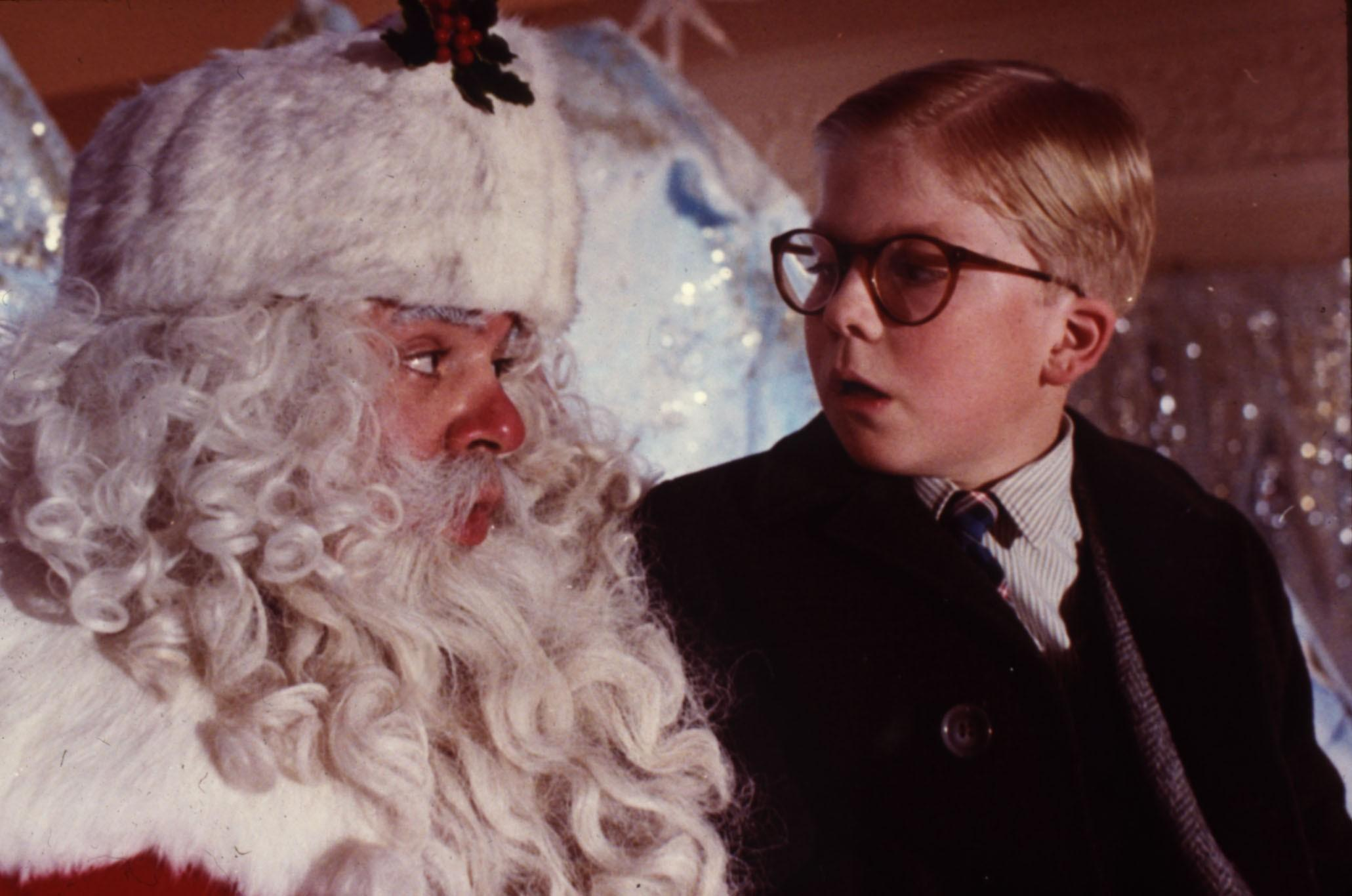 peter billingsley starred in jean shepherds a christmas story in 1983 - Where Was The Christmas Story Filmed