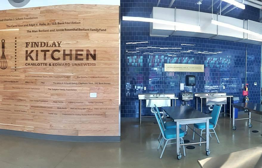the findlay kitchen a food start up incubator located in findlay market - Kitchen Incubator