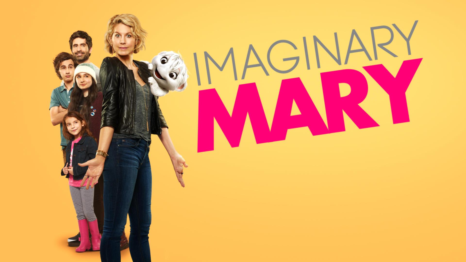 Jenna Elfman Returns to Sitcom TV with IMAGINARY MARY