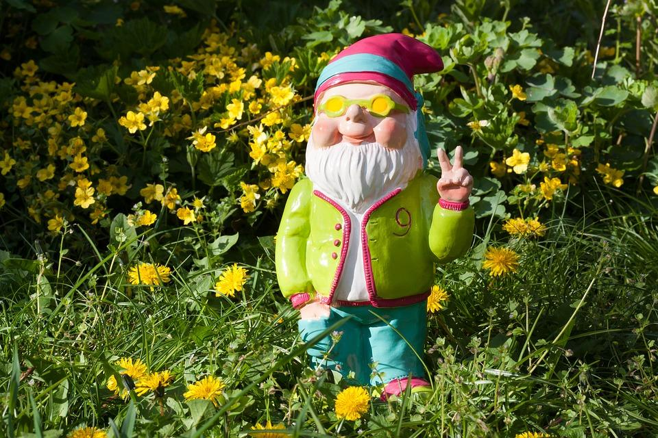 Our region is finally in full gardening mode wvxu for Local landscape gardeners