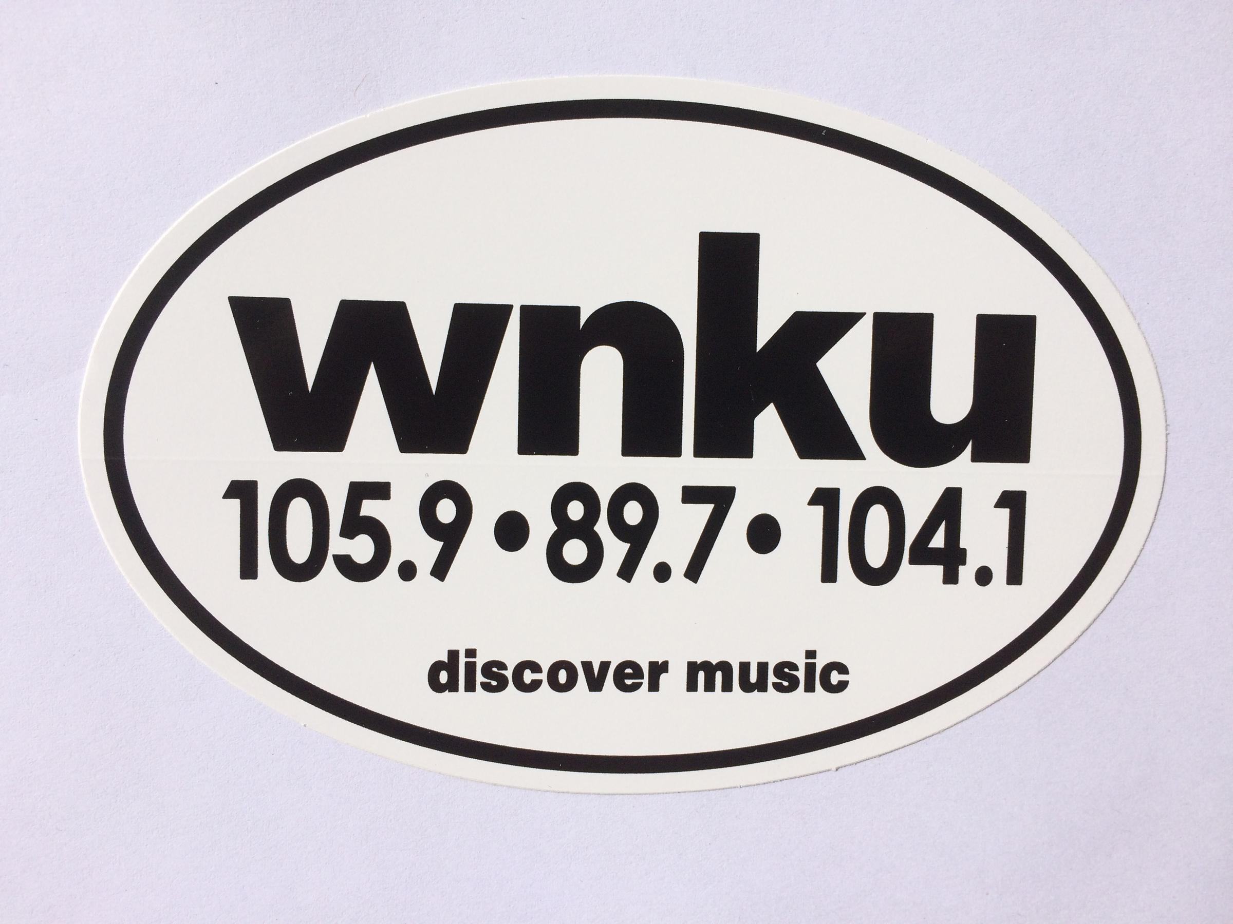 Thanks WNKU For All The Memories And Great Music