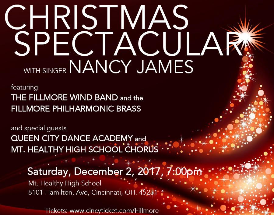 Fillmore Wind Program S Holiday Concert Wvxu