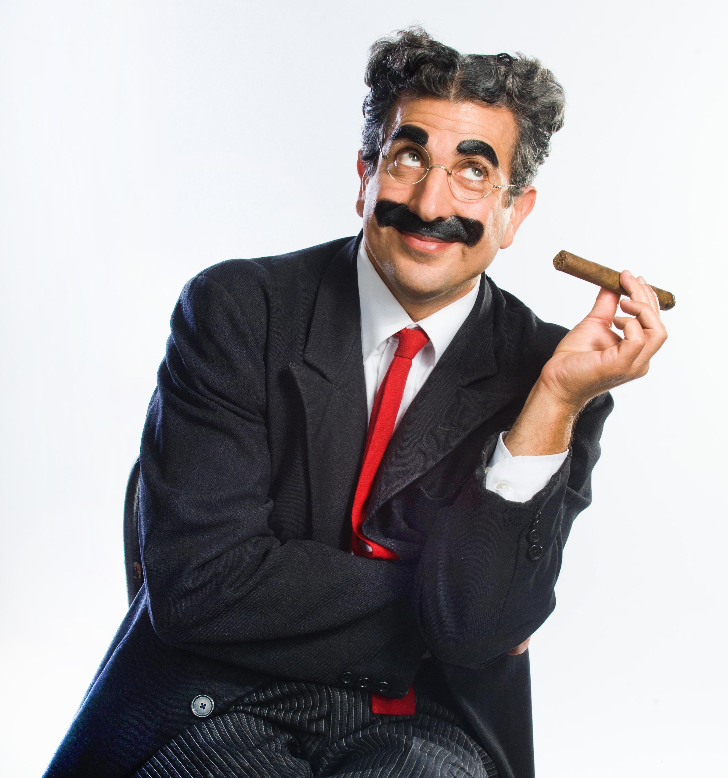 Groucho Me Frank Ferrante Wvxu