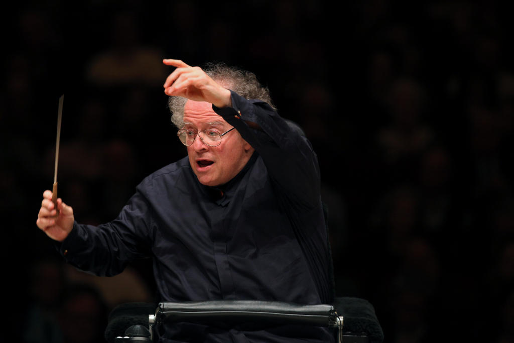 New York Met Opera suspends longtime conductor over sexual abuse allegations