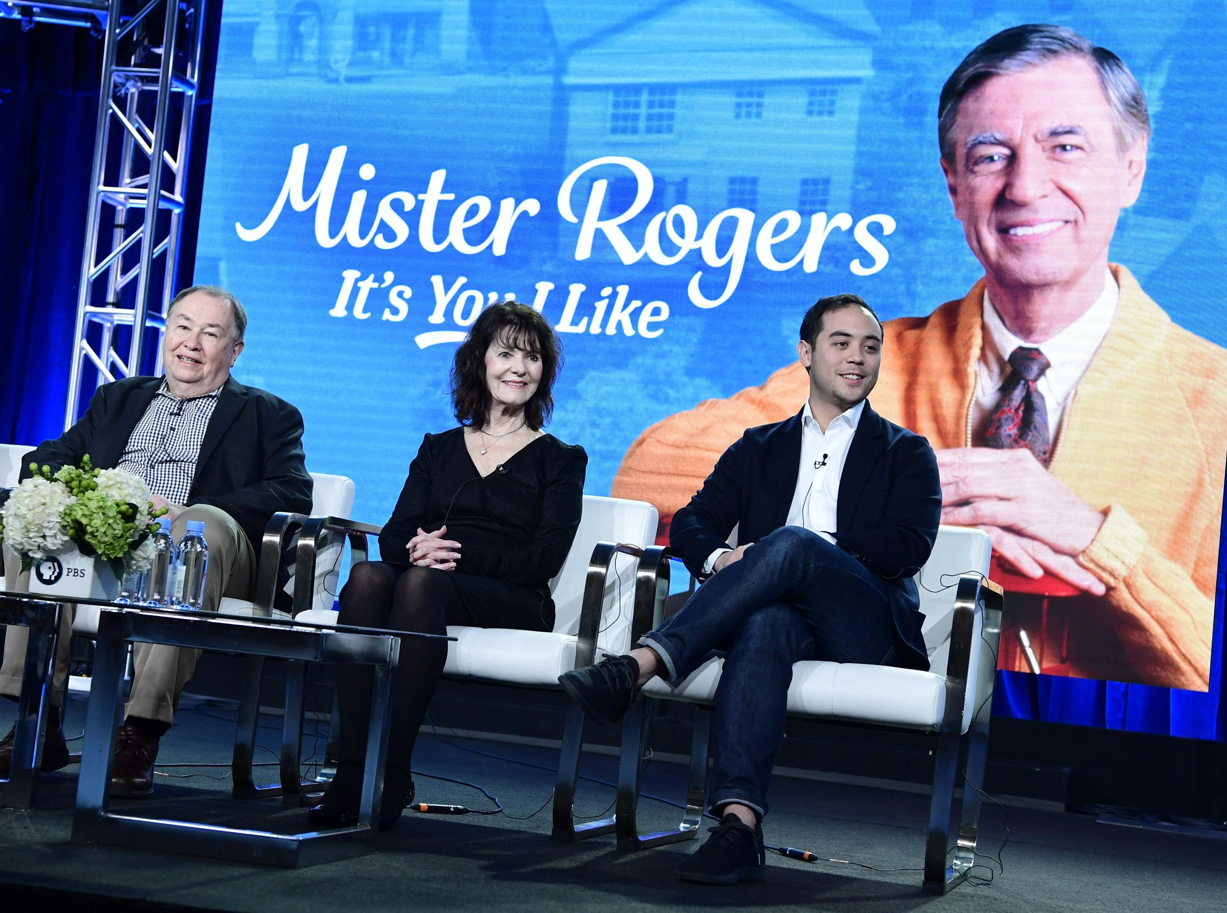 Mister Rogers will be on the next Forever stamp