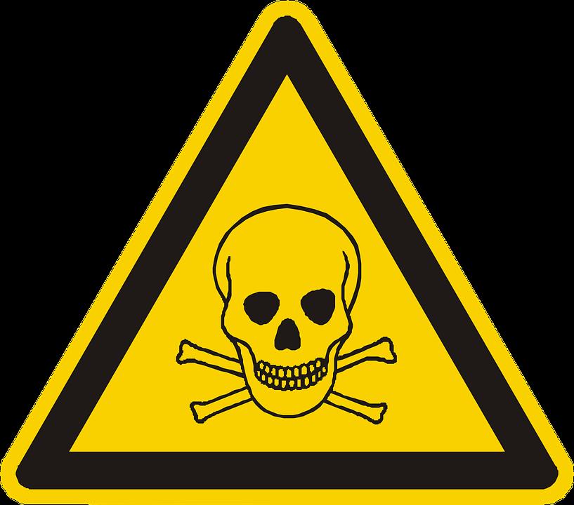 Gift Zeichen