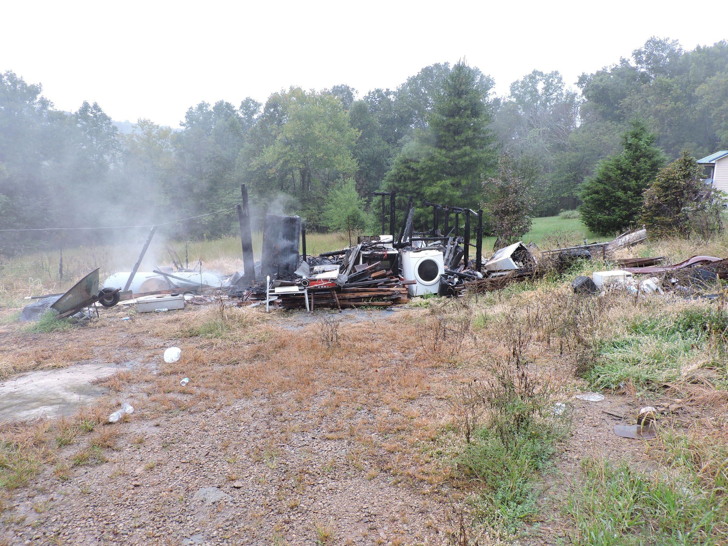 """Investigators have listed the cause of this fire and others as """"undetermined."""""""