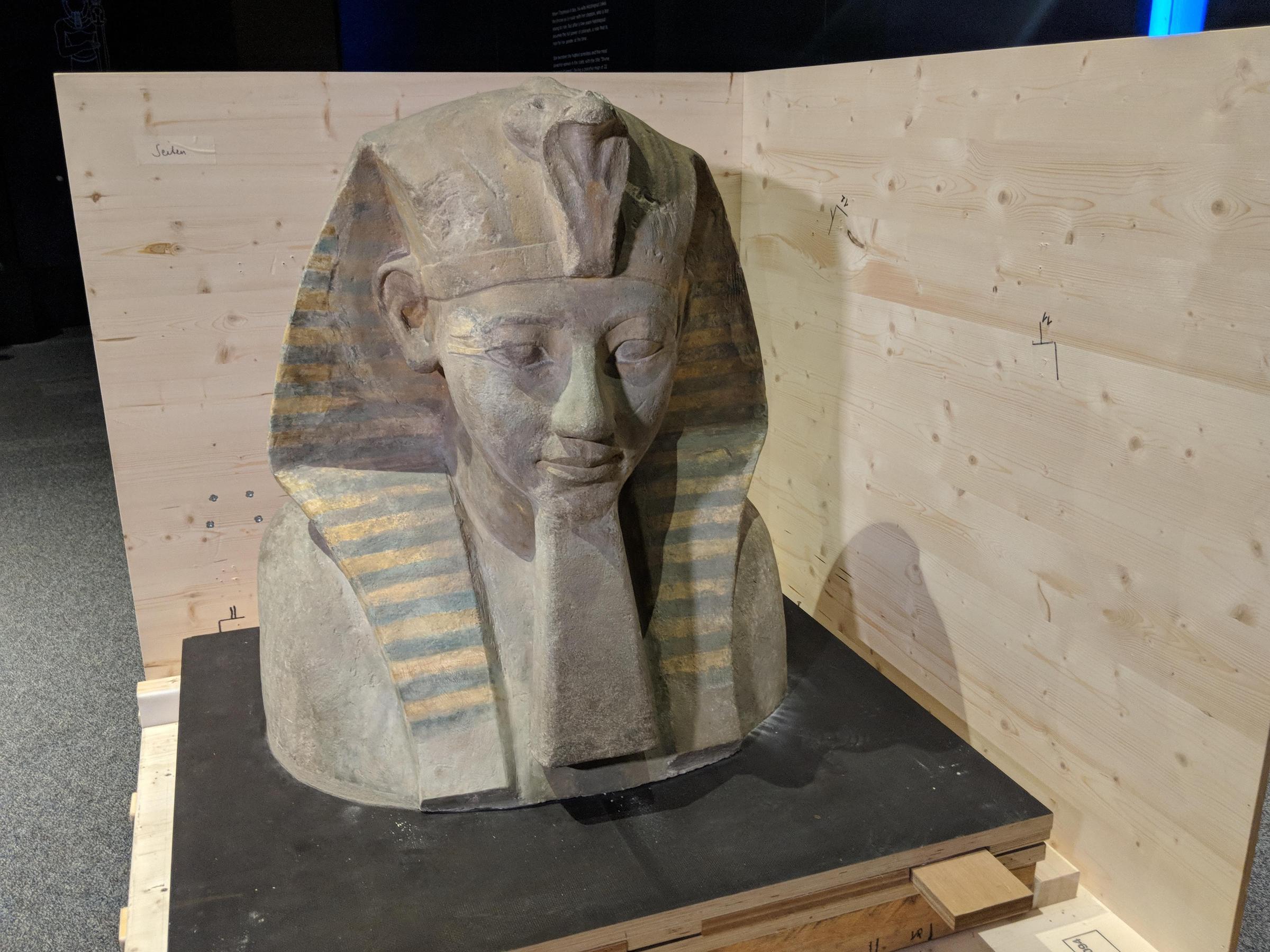 Ancient Egyptian Artifacts Visit Cincinnati - And America