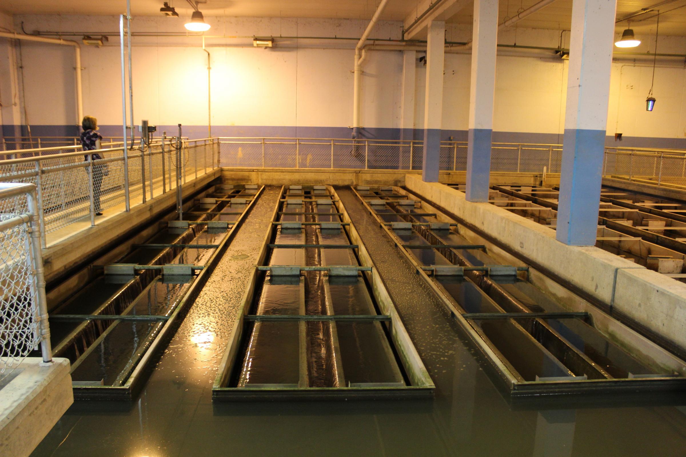 Ohio EPA Director tours Greater Cincinnati Water Works | WVXU