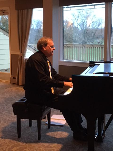 Pianist Clipper Erickson performs works by R. Nathanel Dett