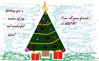 every year wwfm the classical network is pleased to bring you a variety of holiday specials including many that feature our musical partners - When Did Christmas Become A Holiday