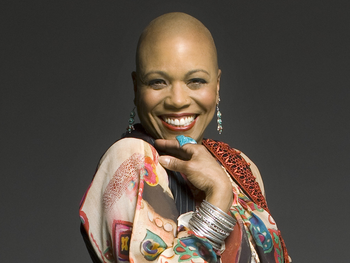 Photo of China Moses & her Mother  Dee Dee Bridgewater