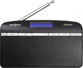 Insignia™ — HD and FM Radio