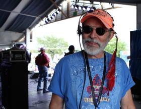 Chuck Blamphin, Fais Do Do stage manager.