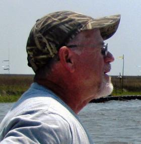 David Muth, the Louisiana State Director of the National Wildlife Federation's Louisiana Coastal Campaign.