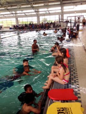 Ashley Kelly Swim Program lessons.