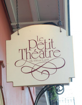 Le Petit is one of the oldest community theaters in the country.