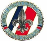 The logo of U.S. Coast Guard Sector New Orleans.