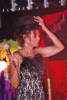 Jazz Vocalist Sybil Gage