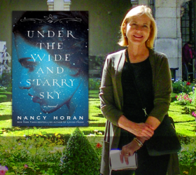 Author Nancy Horan.