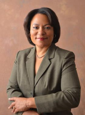 New Orleans City Councilmember LaToya Cantrell.