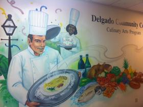 Delgado's Culinary Arts program has been around for 93 years, the Hospitality Management program for 20.