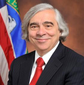 Dr. Ernest Moniz, United States Secretary of Energy