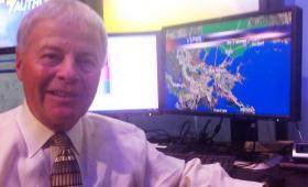 Bob Breck has been a New Orleans weatherman since 1978.