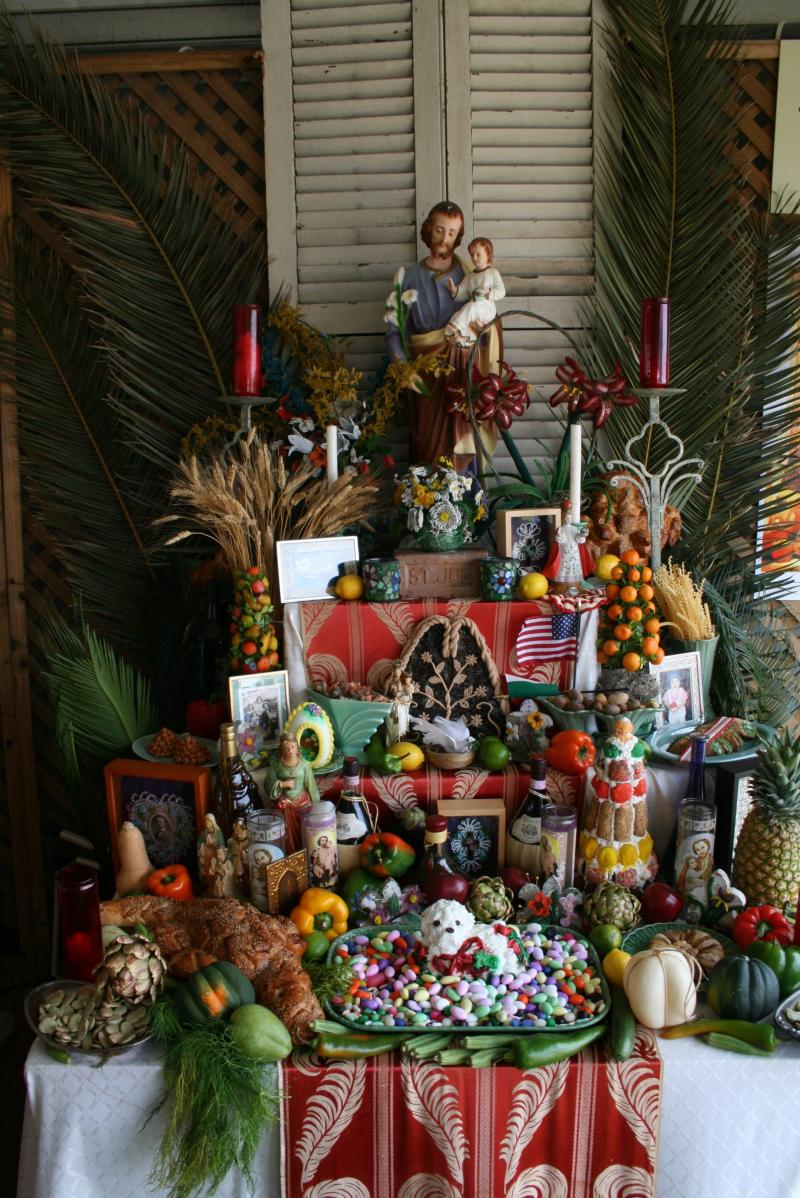 Food is at the heart of many St. Joseph's Day celebrations in New Orleans, though now the city has a much wider range of Italian eats available.