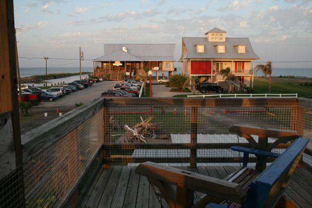 Frenier, La., a tiny village on the western shore of Lake Pontchartrain where local seafood is the thing.