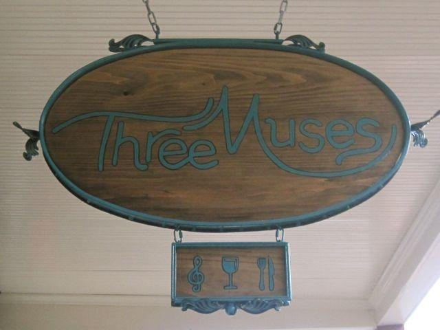 New on Frenchmen Street, the Three Muses is just one of an unusually rich crop of restaurants opening this season around New Orleans.