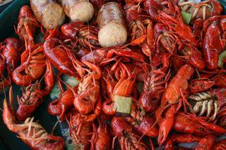 As crawfish season peaks, so do the occassions that draw people together in southeast Louisiana.