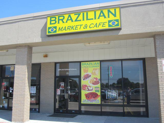 Tucked into a Kenner strip mall, this cafe feels like a clubhouse for Brazilian expats.