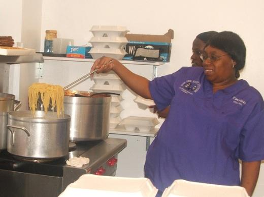 Originally run from its founder's garage, this group now serves thousands of meals each month.