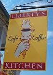 Liberty's Kitchen is located at 422 1/2 S. Broad Street in New Orleans.
