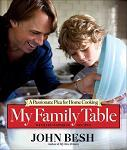 Chef John Besh's new book.