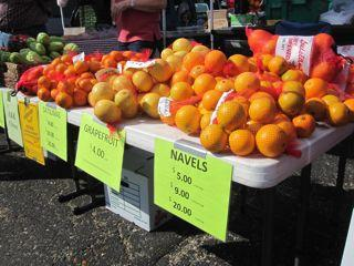 Louisiana's small but distinctive citrus harvest comes in many varieties.