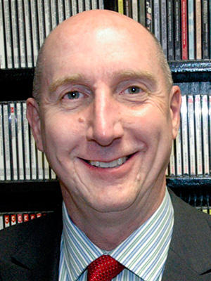 WWNO General Manager Paul Maassen.