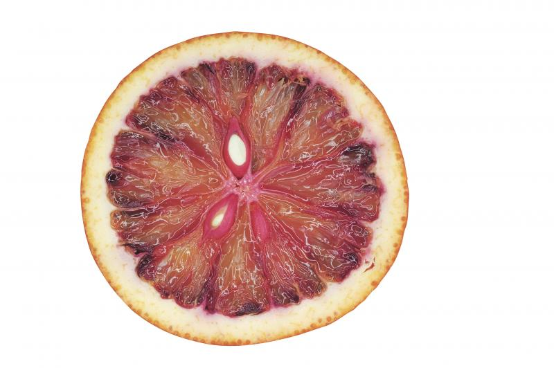 Blood oranges are becoming an expected Louisiana citrus product.