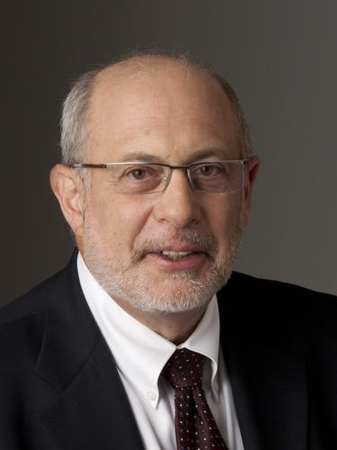 All Things Considered host Robert Siegel.
