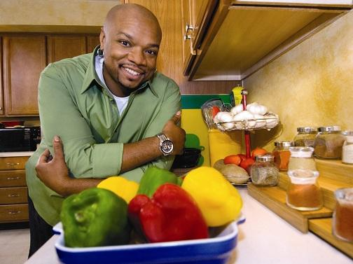 Chef Aaron McCargo originally came to prominence when he became the winner of The Next Food Network Star.